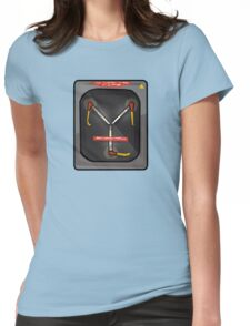 NOW IS THE FUTURE - Flux 2015 Womens Fitted T-Shirt