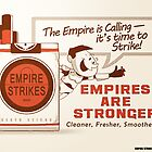 Empire Strikes Brand by teevstee