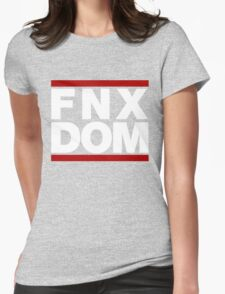 FNX • DOM Womens Fitted T-Shirt