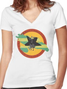Firefly...Lest We Forget (Firefly/Serenity) Women's Fitted V-Neck T-Shirt