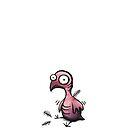 Baby Bird by Illustrationetc