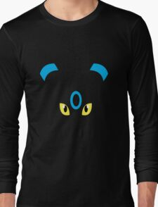 Shiny Umbreon Long Sleeve T-Shirt