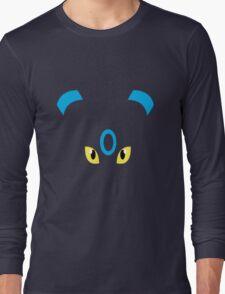 Shiny Umbreon Long Sleeve T-Shirt