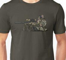SKOPE (Tan) Unisex T-Shirt