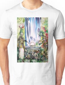 THE WELL AND ITS INHABITANTS Unisex T-Shirt