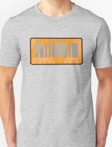 NOW IS THE FUTURE - California Plate 2015 Unisex T-Shirt