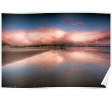 Sunrise over Lossiemouth Poster