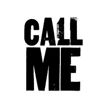 CALL ME BLACK by cumbersome multiples