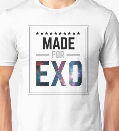 'MADE FOR EXO' Badge Unisex T-Shirt