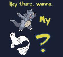 Pokemon Pickup Line by TetrAggressive