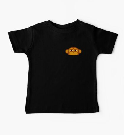 Pocket monkey is highly suspicious Baby Tee