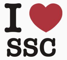 I Love SSC by candacing