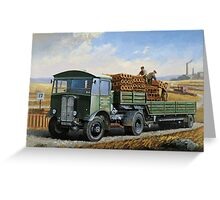 Post Office Engineering AEC. Greeting Card