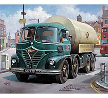ICI Foden tanker Photographic Print