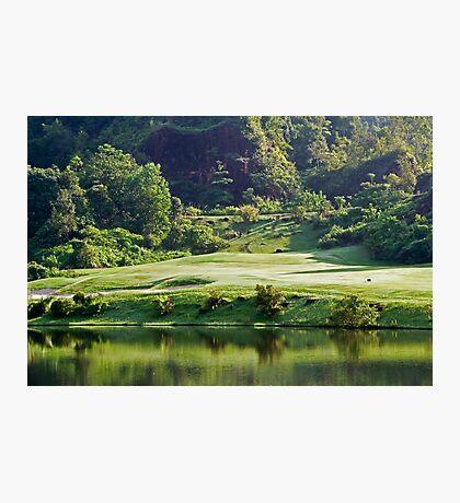 Red Mountain Golf Club, Phuket, Thailand Photographic Print
