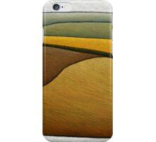 Distant Canola Crop iPhone Case/Skin