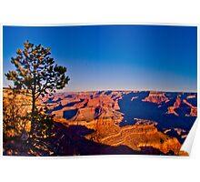 Grand Canyon;  South Rim at Sunrise3 Poster