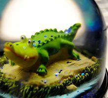 Crocodile by Duckmuncher