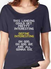 Define Interesting Women's Relaxed Fit T-Shirt