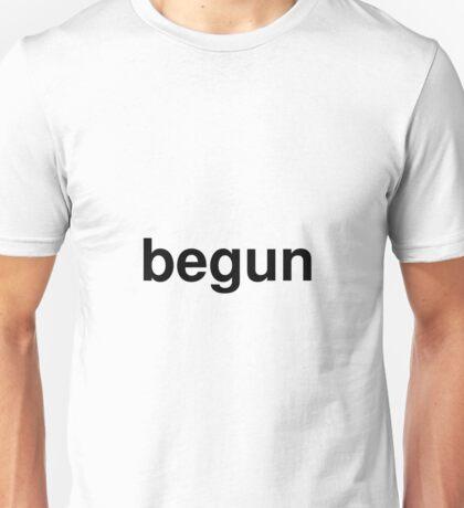 begun Unisex T-Shirt