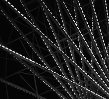 Wheel of Lights by Ron Hannah