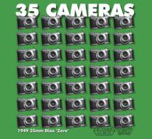35 Cameras - diax zero Kids Clothes
