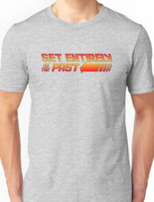 Back to October 2015 Unisex T-Shirt