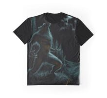Howl of the Werewolf Graphic T-Shirt