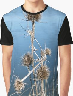Water reeds Graphic T-Shirt