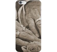 Eternal Love T-Shirt iPhone Case/Skin