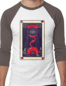 The Ace Of Fates Men's Baseball ¾ T-Shirt