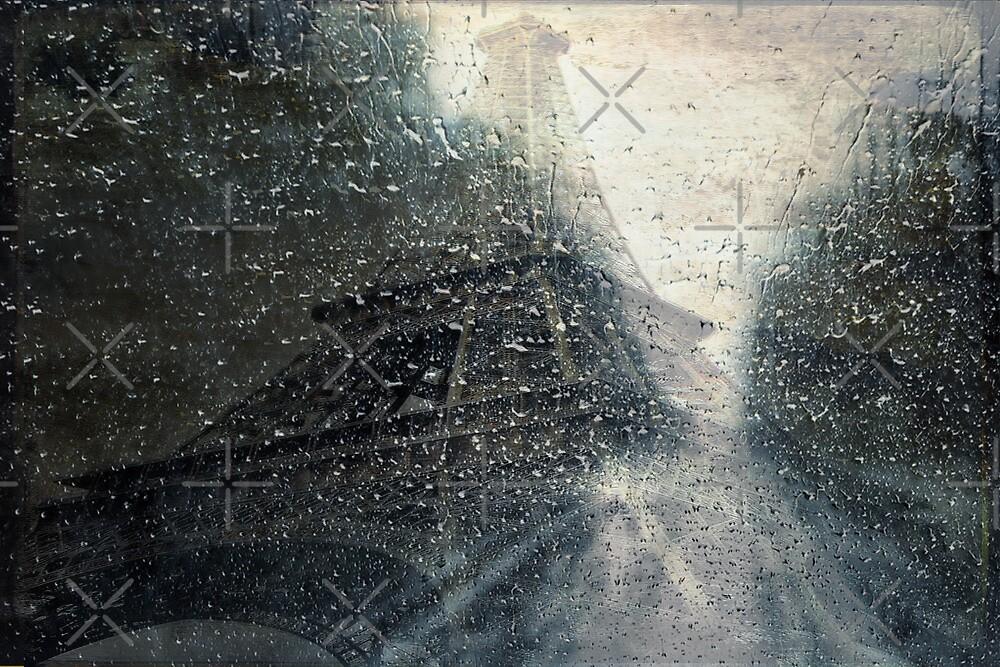 Il va pleuvoir jusqu'aux mois doux ... Ah ! que la vie est douce, douce by Danica Radman