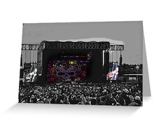 """""""CONCERT"""" Greeting Card"""