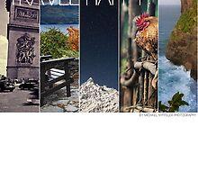 Travel Happy Calendar 2012 by mikenyff