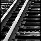 Grey Tracks by apsjphotography