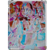 Threshold Of Picasso inspired Faces  iPad Case/Skin
