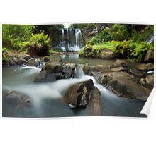 Mokoroa Falls Collection # 2 Poster