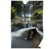 Mokoroa Falls Collection # 4 Poster