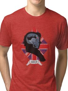 Sherlocks Mind Tri-blend T-Shirt