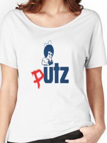 Graffiti & Mischief Putz Women's Relaxed Fit T-Shirt