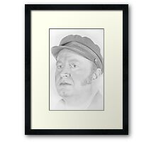 0066 Bill Framed Print