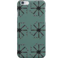 cigarette halo iPhone Case/Skin