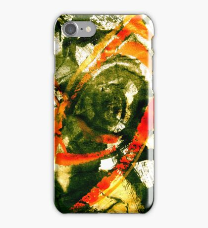 red eye... iPhone Case/Skin