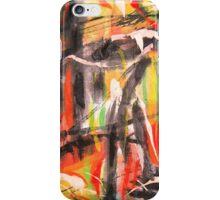 scorcher... day in the jungle iPhone Case/Skin