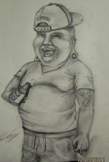 Hip Buddah by sp0nge