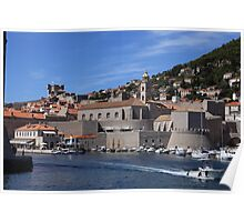 Dubrovnik. Poster
