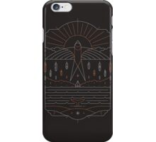 The Navigator iPhone Case/Skin