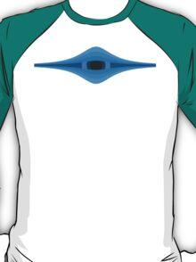 Onion Eye - Horizontal Blue T-Shirt