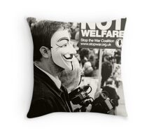 V. Throw Pillow