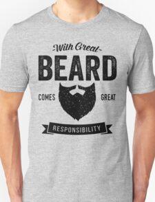 Great beard T-Shirt